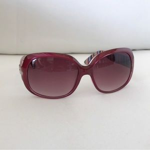 Accessories - DG Red Wine Colored Sunglasses